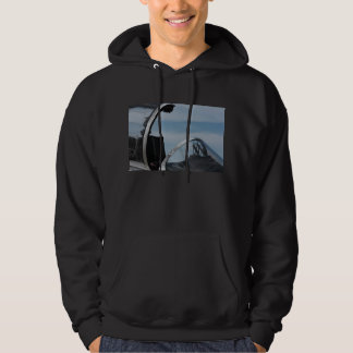 Cockpit photo hoodie
