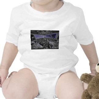 Cockpit Baby Creeper