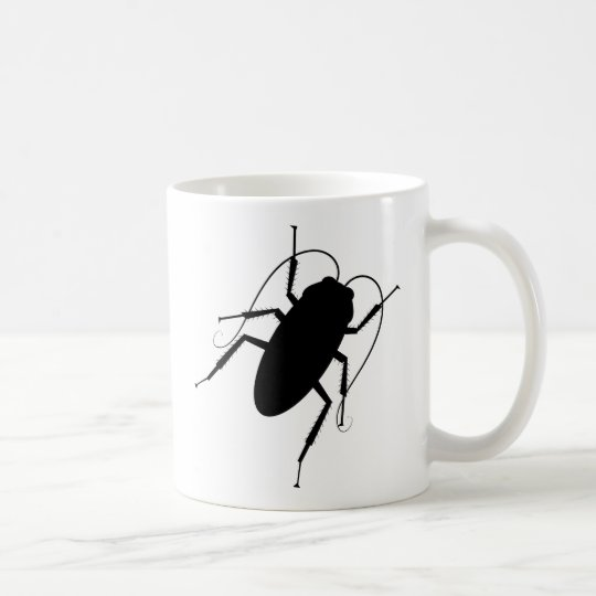 Cockroach Coffee Mug