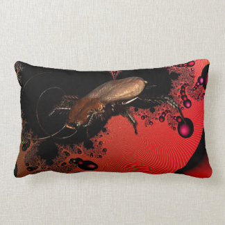 Cockroach Throw Pillows