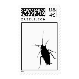cockroach postage stamps