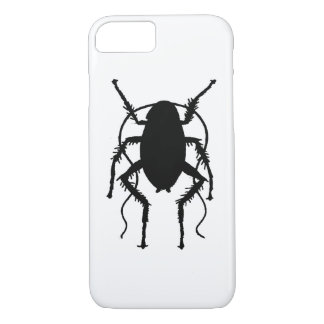 Cockroach Silhouette iPhone 7 Case