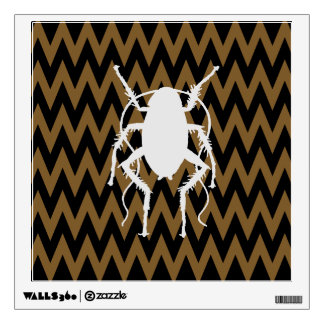 cockroach wall decal