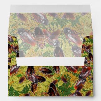 Cockroaches Envelope