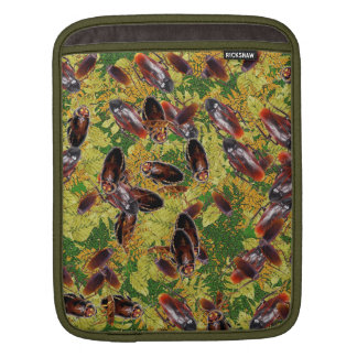Cockroaches Sleeve For iPads