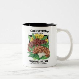 Cockscomb Majestic Mixture Roudabush s Seed Store Coffee Mugs