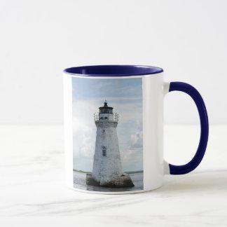 Cockspur Island Lighthouse Mug