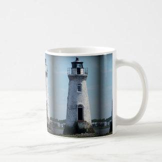 Cockspur Lighthouse Coffee Mug