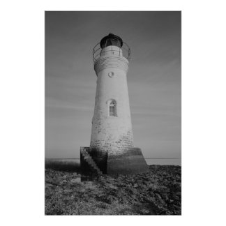 Cockspur Lighthouse Print
