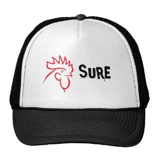 COCKSURE TRUCKER HAT