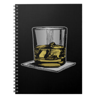 Cocktail and Napkin Design Notebook