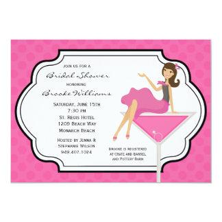 Cocktail Bridal Shower Invitation