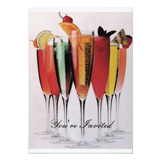Cocktail Choices Card
