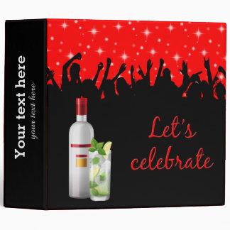 Cocktail * choose background color binder