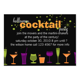 Cocktail Concoctions! Card