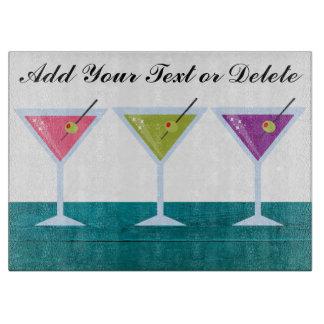 Cocktail Cutting Board