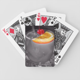 Cocktail Drink Bar Bicycle® Playing Card