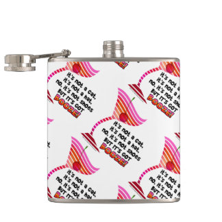 COCKTAIL FLASK - BUT IT'S GOT BOOZE!