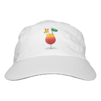 COCKTAIL GLASS HEADSWEATS HAT