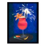 Cocktail: Happy Dragon Postcard