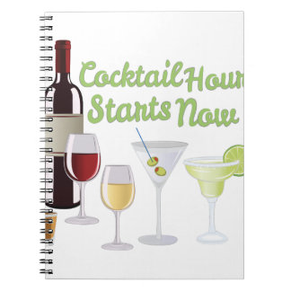 Cocktail Hour Notebook