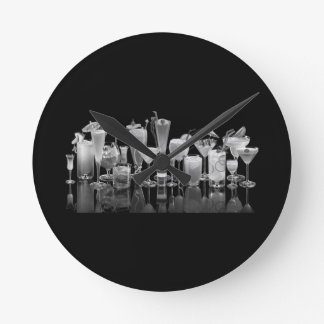 COCKTAIL LOVER'S DREAM CLOCK