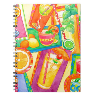 Cocktail Mania Notebook