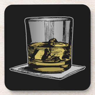 Cocktail & Napkin Design Beverage Coasters