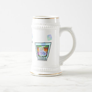 COCKTAIL - OLD FASHIONED - ROCKS GLASS BEER STEIN