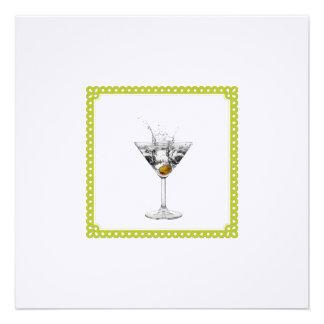 Cocktail Party Custom Invitation