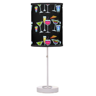 Cocktail Party Glasses LAMPS