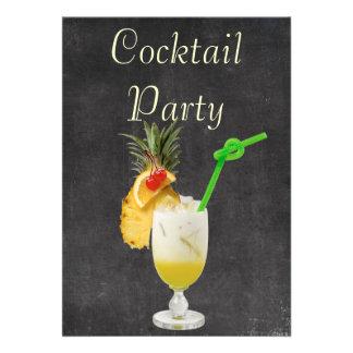 Cocktail Party Announcements