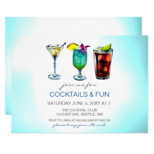 cocktail party invites