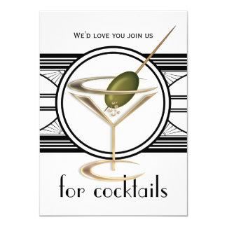 Cocktail Party Medium Invitations