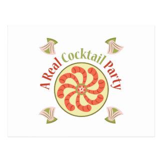 Cocktail Party Postcard