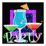Cocktail PARTY - SRF Card