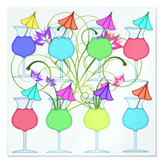 Cocktail PARTY - SRF Invitation