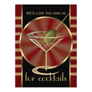 Cocktail Party XXL Invitations