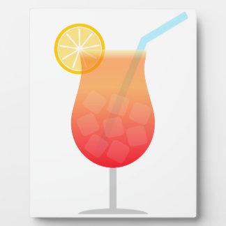 Cocktail Photo Plaques