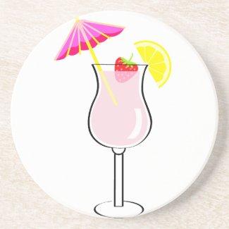 Cocktail Sandstone Coaster coaster