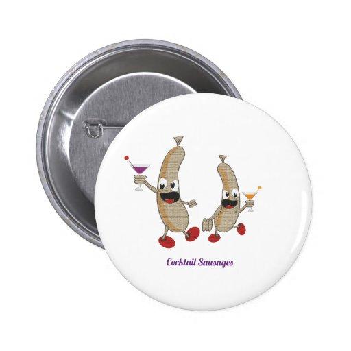 cocktail Sausages Pin