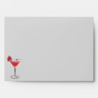 Cocktail Time Envelope