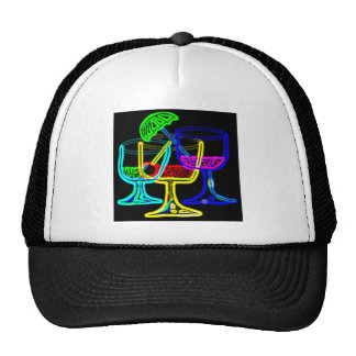 Cocktail Time Trucker Hat