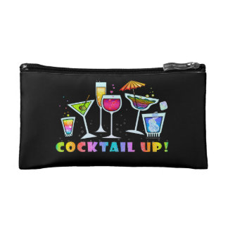 COCKTAIL UP ACCESSORY - CLUTCH - COSMETIC BAG