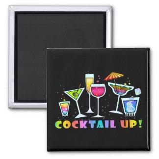 COCKTAIL UP! GLASSES MAGNET
