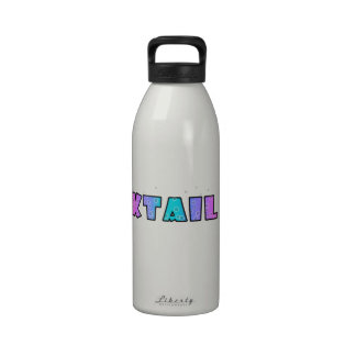 COCKTAIL UP! LIBERTY WATER BOTTLE