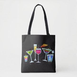 COCKTAIL UP! TOTE BAG
