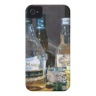 Cocktails and Mustard Case-Mate iPhone 4 Case