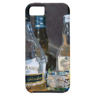 Cocktails and Mustard iPhone SE/5/5s Case