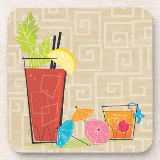 Cocktails Beverage Coaster